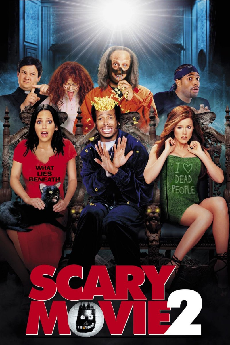 Scary Movie 2 poster e locandina
