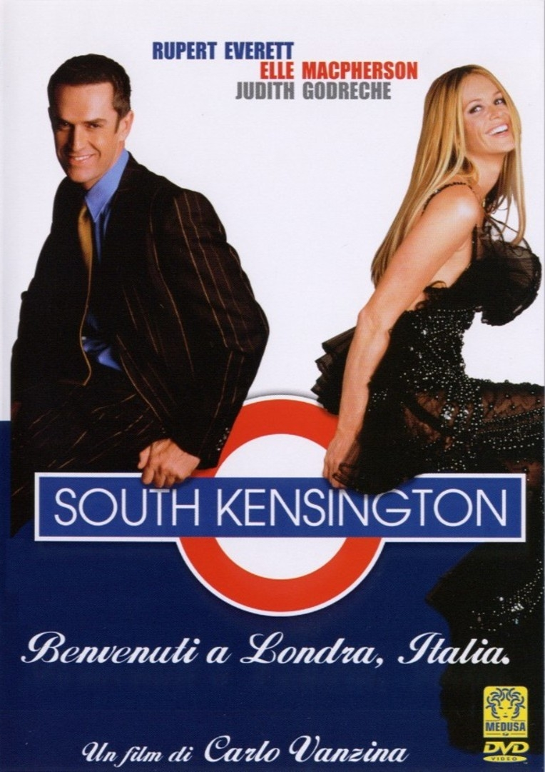 South Kensington poster e locandina