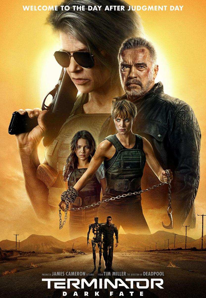 Frasi Del Film Terminator Destino Oscuro