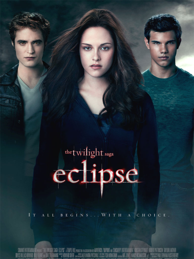 The Twilight Saga: Eclipse poster e locandina