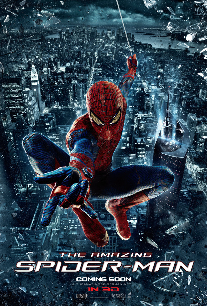 The Amazing Spider-Man poster e locandina