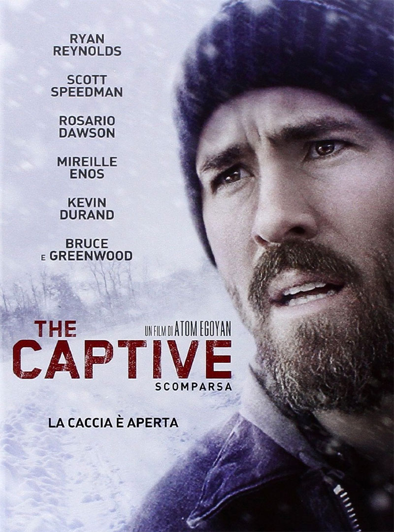 The Captive - Scomparsa
