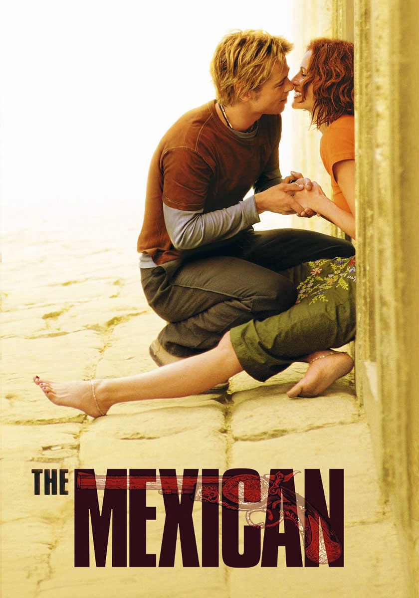The Mexican poster e locandina