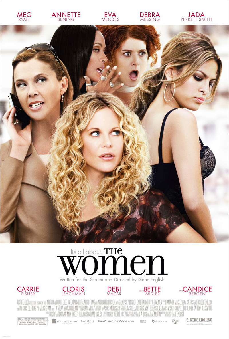 The Women poster e locandina