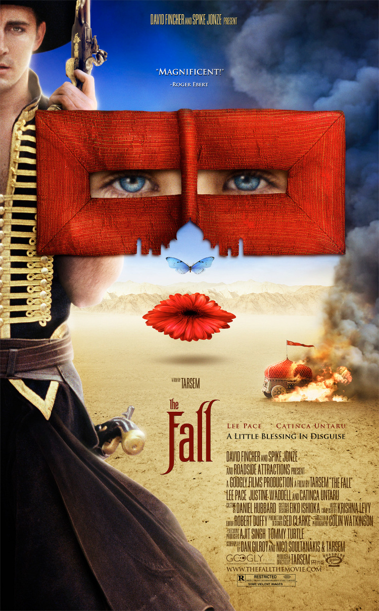 The Fall poster e locandina