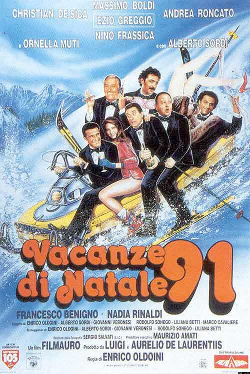 Estremamente Frasi del film Vacanze di Natale '91 VW84