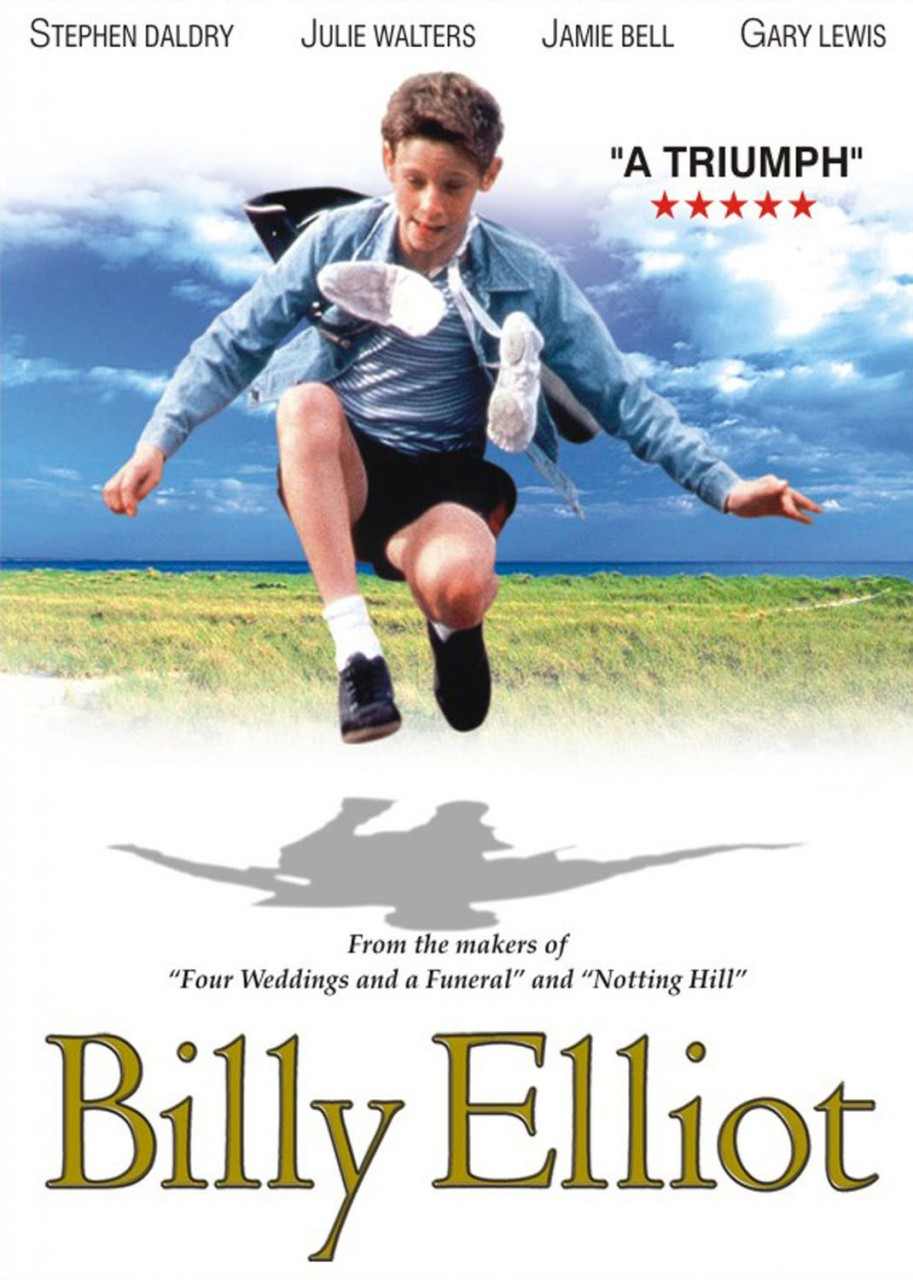 Billy Elliot poster e locandina