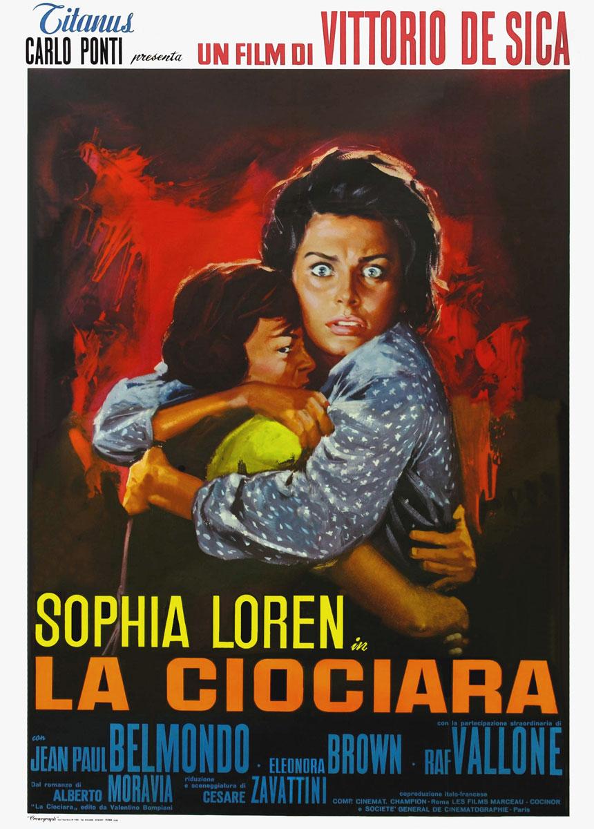 La ciociara poster