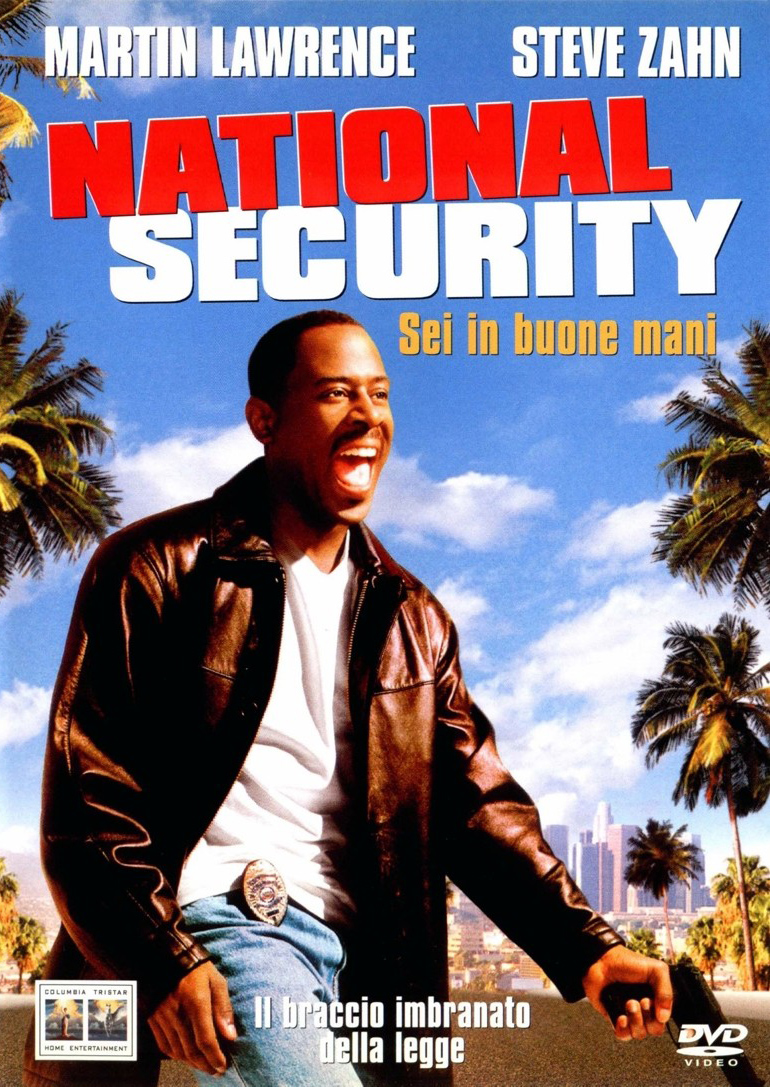 National Security - Sei in buone mani poster e locandina