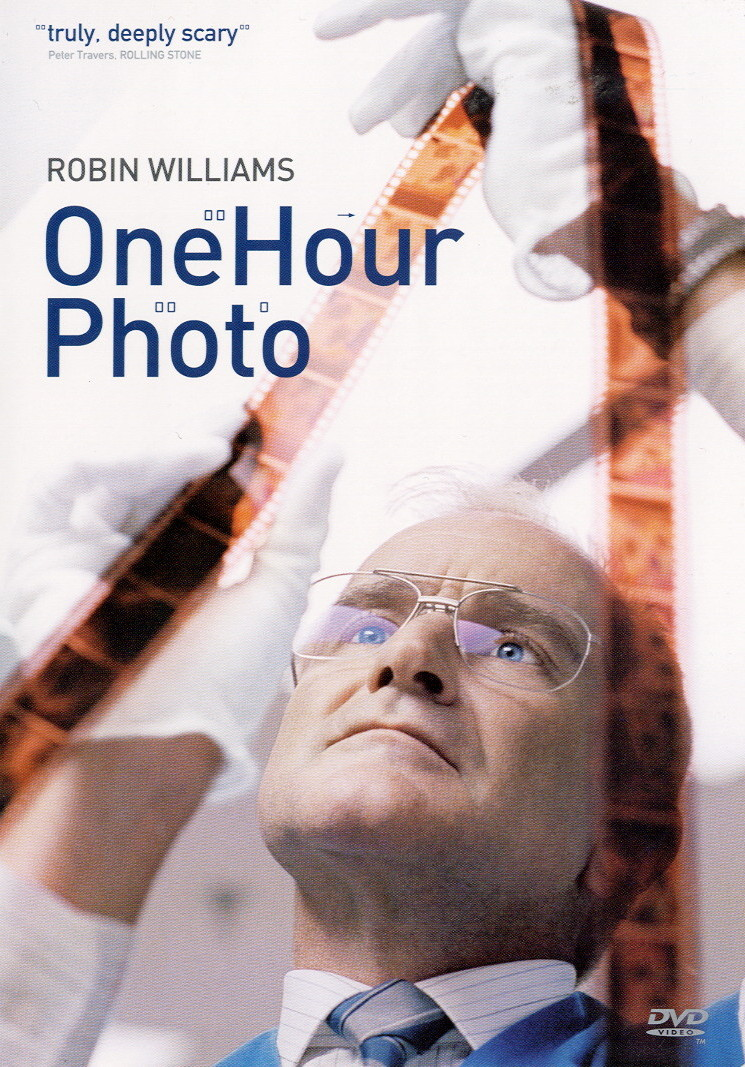 One Hour Photo poster e locandina