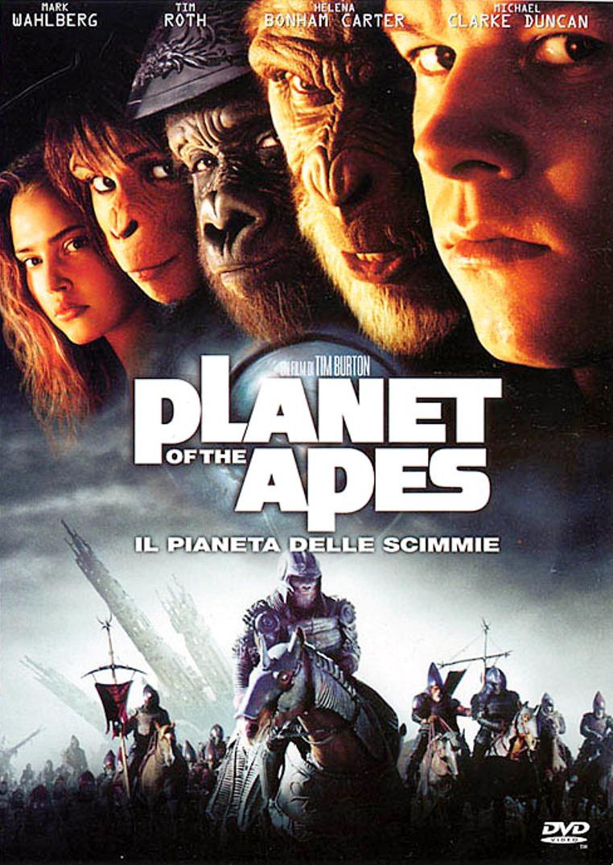Frasi del film Planet of the Apes - Il pianeta delle scimmie