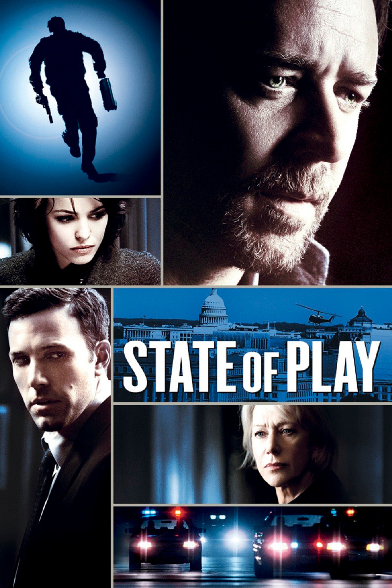 State of Play poster e locandina