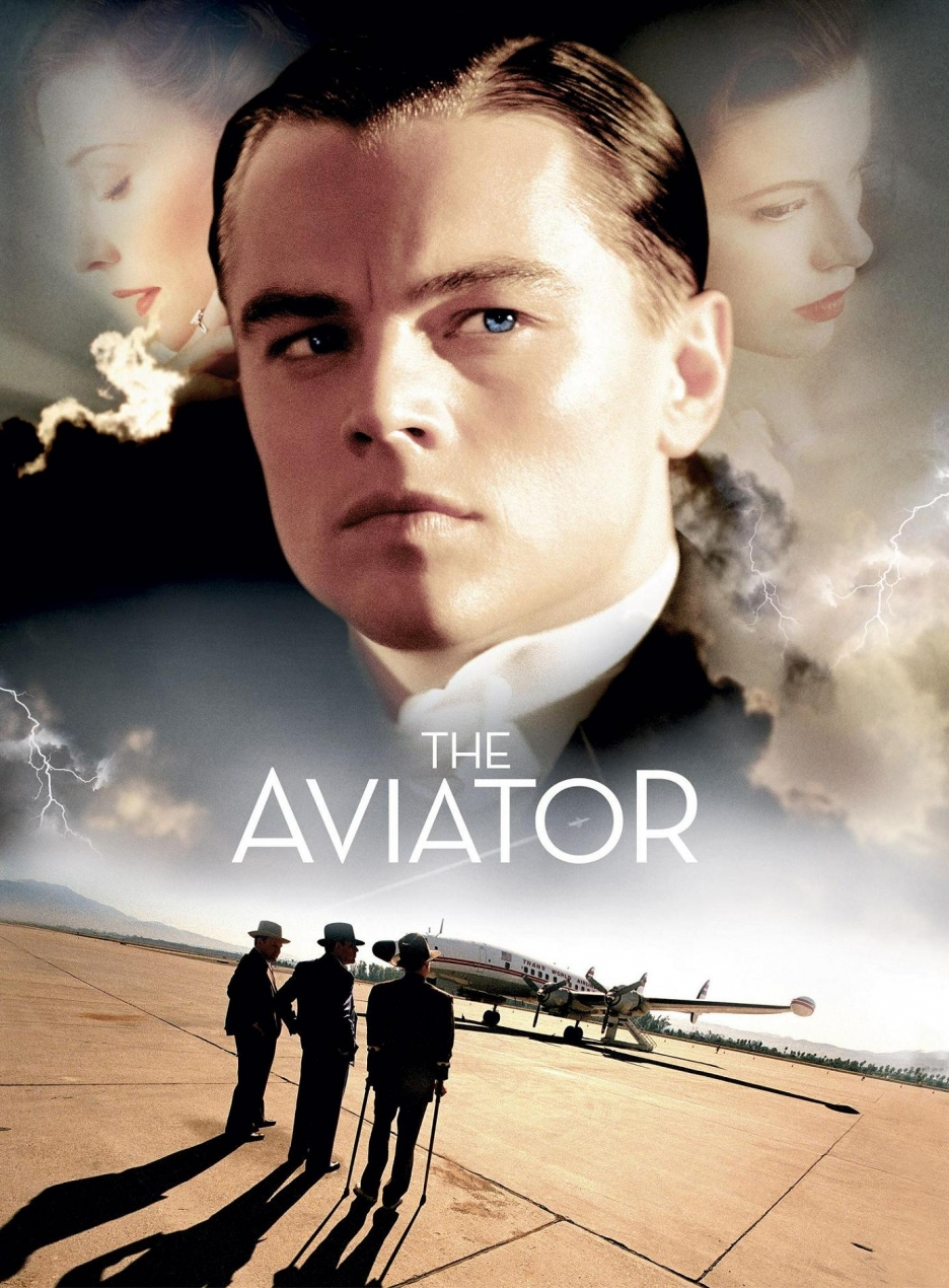The Aviator poster e locandina