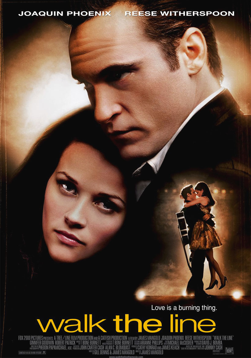 Walk the Line poster e locandina