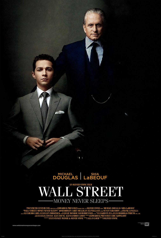 Frasi del film Wall Street il denaro non dorme mai