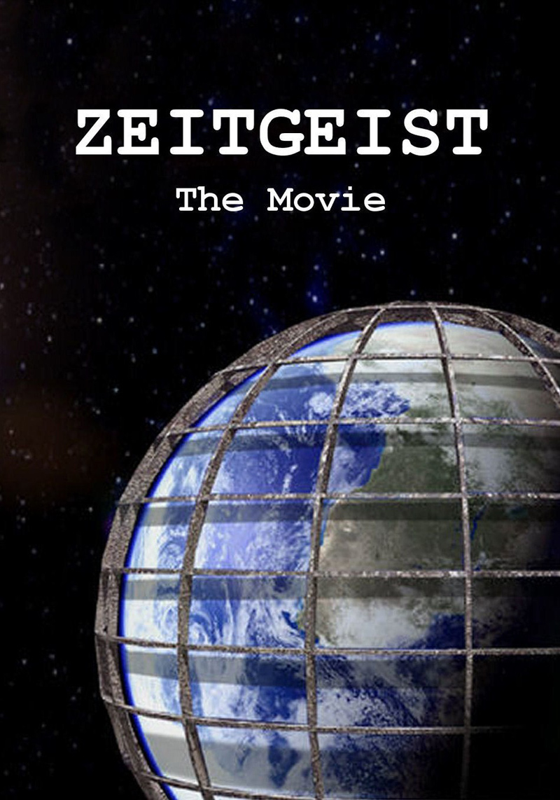 Zeitgeist: the Movie poster e locandina