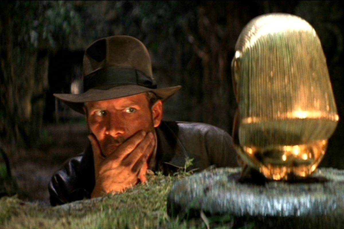 Indiana Jones curioso