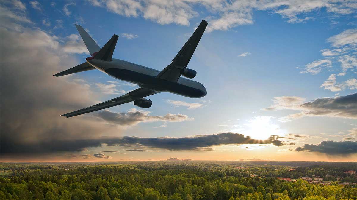 aereo viaggio