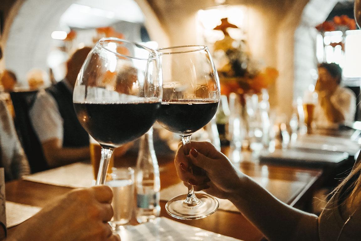 aperitivo vino