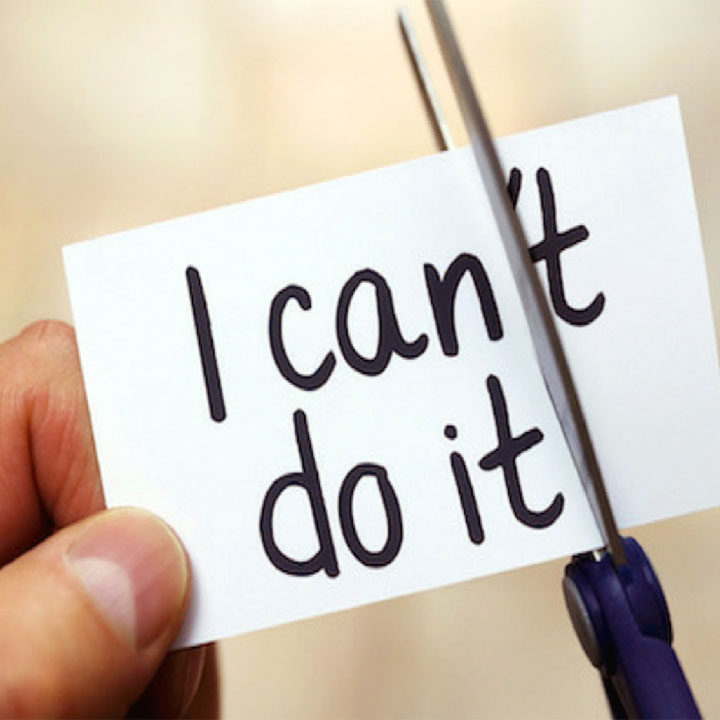 atteggiamento - i can do it