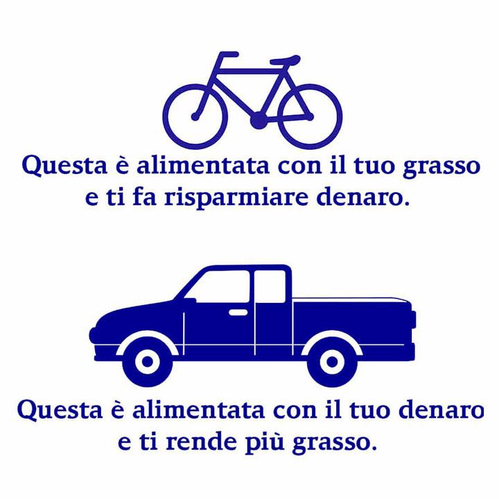 Molto Frasi sulla bicicletta TY93