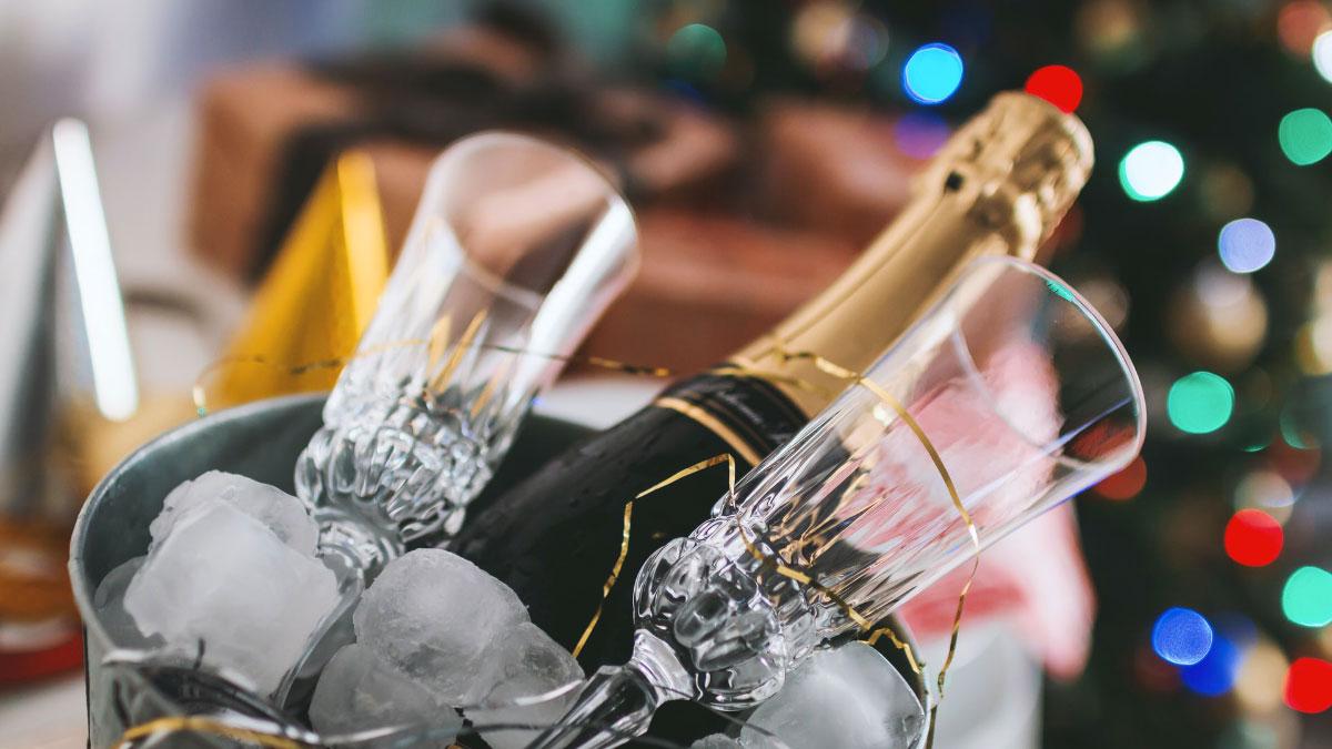 champagne bicchieri