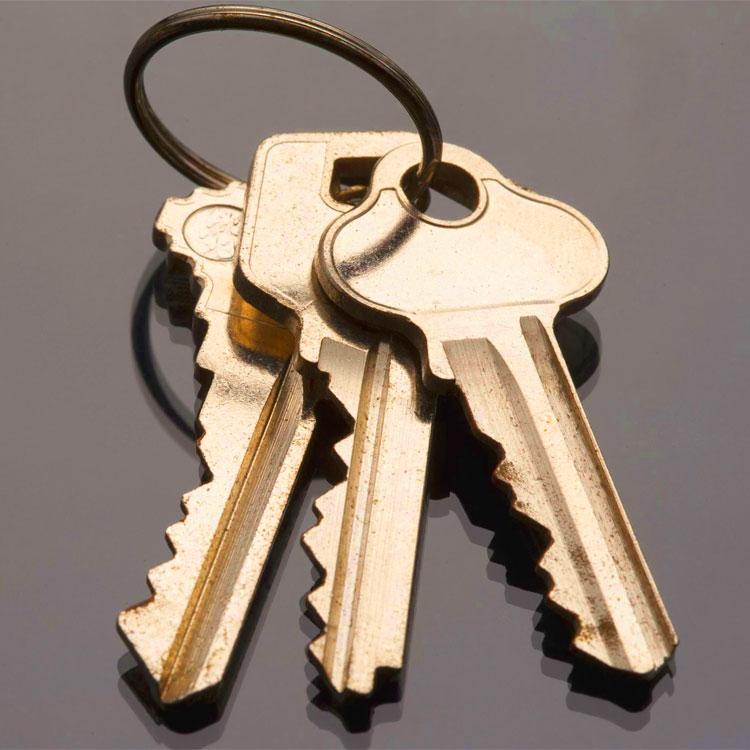 Molto sulle chiavi XD01
