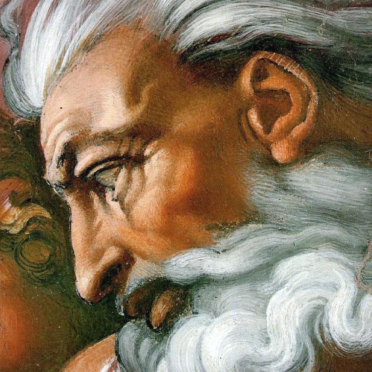 Risultati immagini per immagini e quadri di Dio