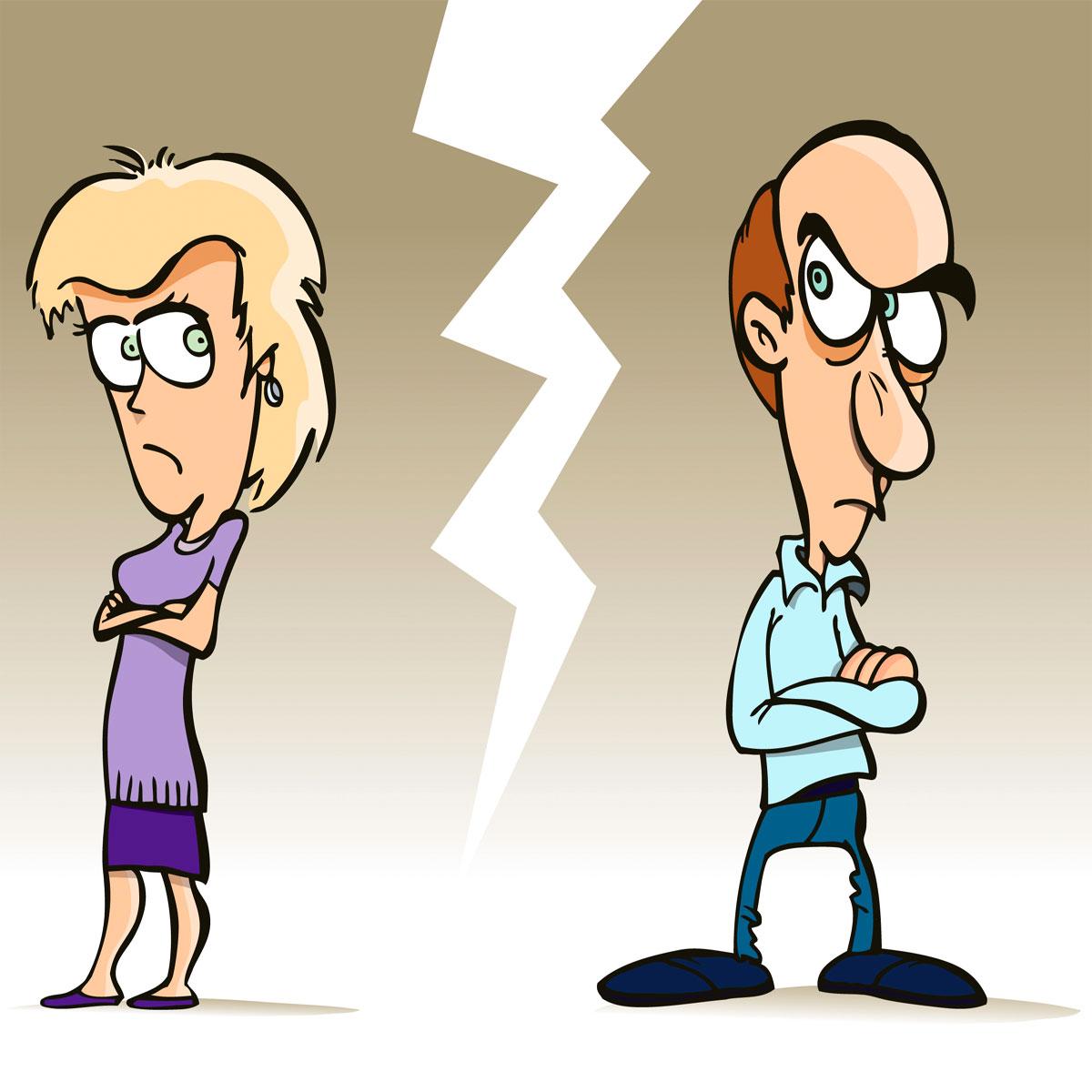 La riduzione dell'assegno di mantenimento decorre dalla pubblicazione della sentenza