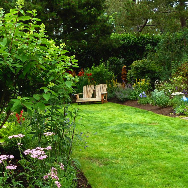 Perfect frasi sul giardino with giardini curati - Giardini curati ...