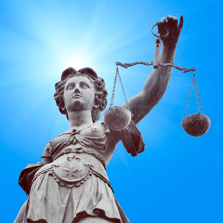 Risultato immagini per immagine sulla giustizia e bilancia