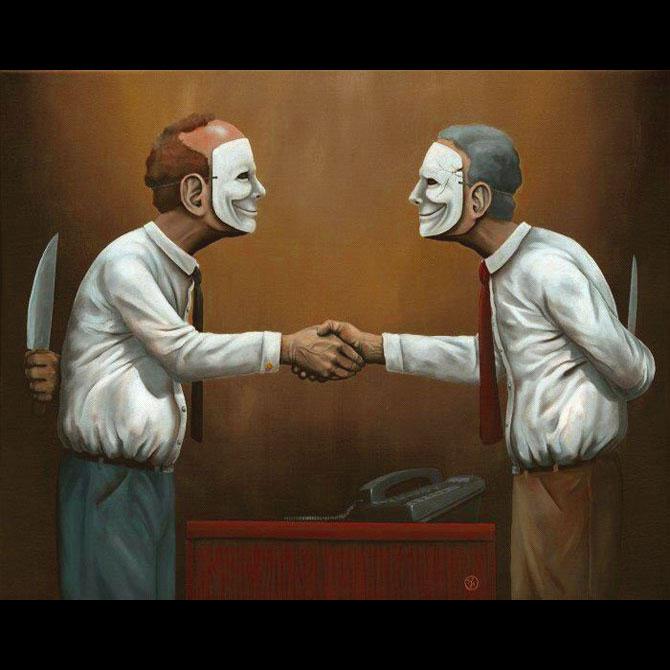 Frasi Sugli Ipocriti