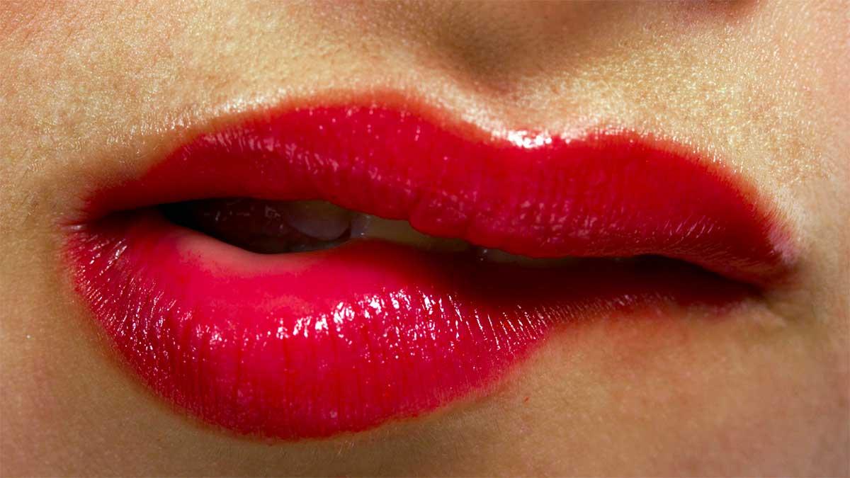 labbra seducenti
