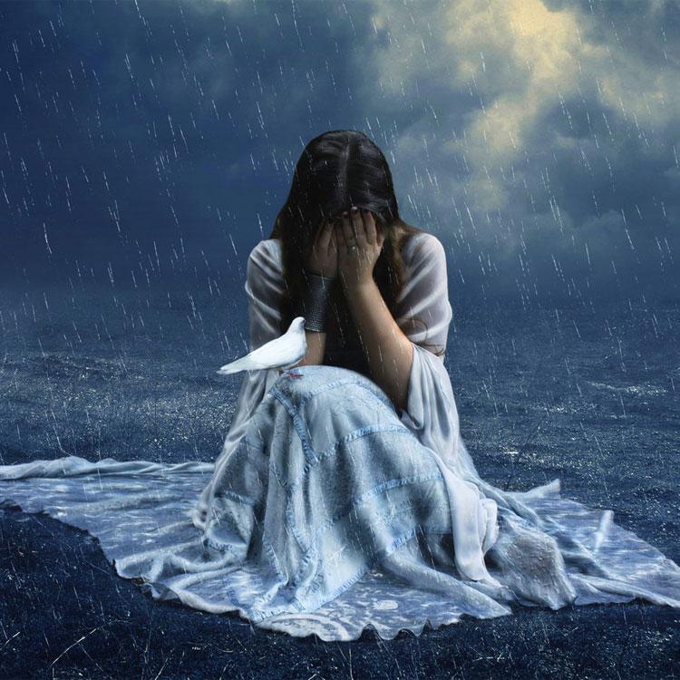 spesso Frasi sulla pioggia SH96