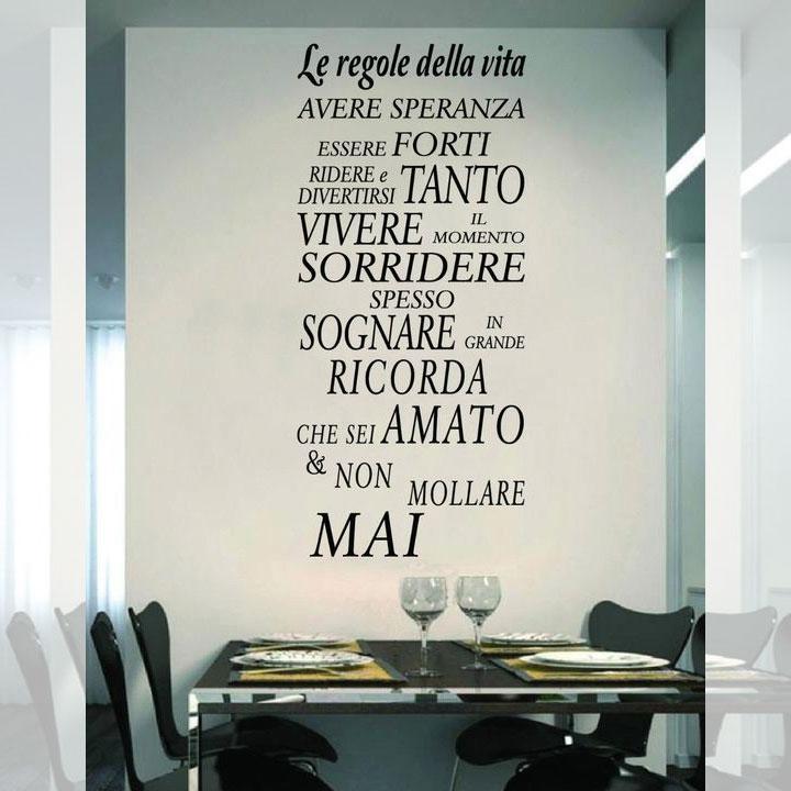 Le 8 Regole Della Vita