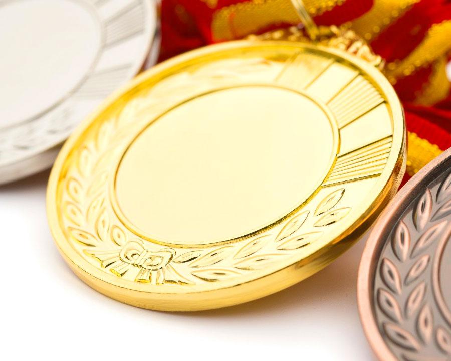 medaglia d'oro