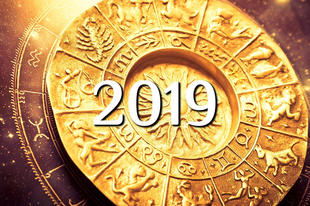 Oroscopo 2019: le previsioni astrali per l'anno nuovo (2019)