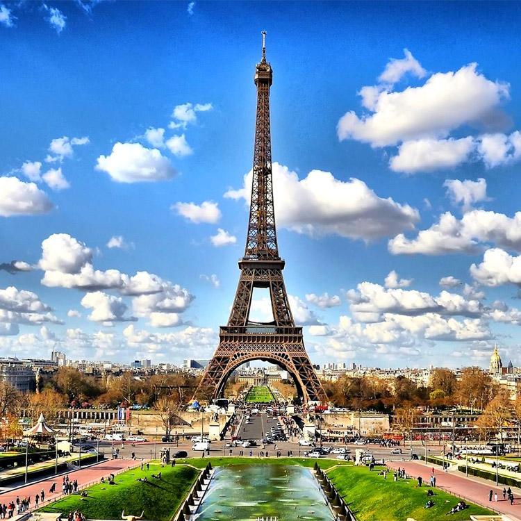 Super su Parigi XT19