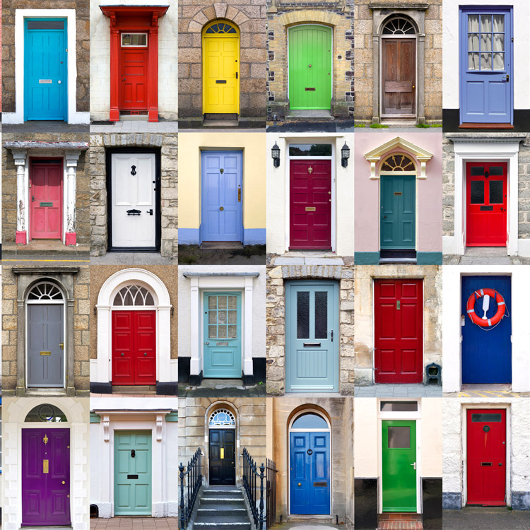 Frasi sulle porte for Famose planimetrie delle case