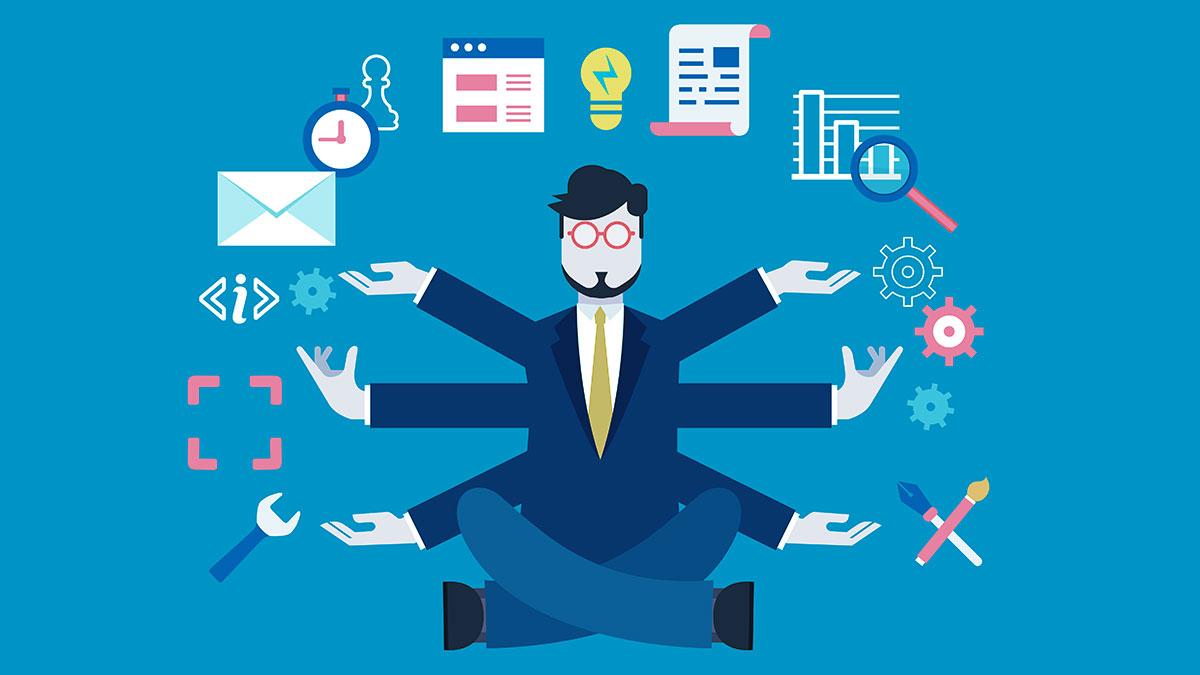 Digital Project Manager: aiuta le persone ad affrontare con curiosità ed entusiasmo i cambiamenti aziendali, come quelli che seguono l'introduzione di nuove tecnologie