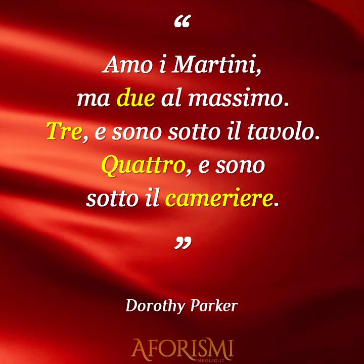 Una citazione di Dorothy Parker