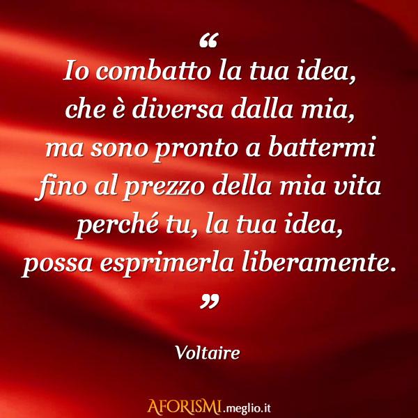 Aforismi Di Voltaire