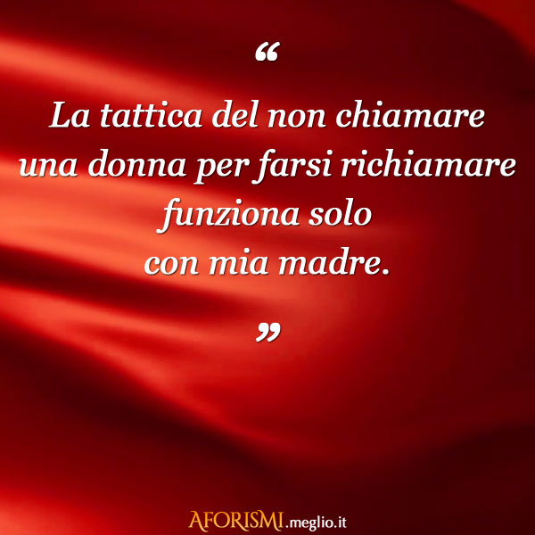 Preferenza Frasi sulle mamme IW66