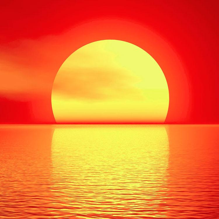 Favorito sul tramonto BM19