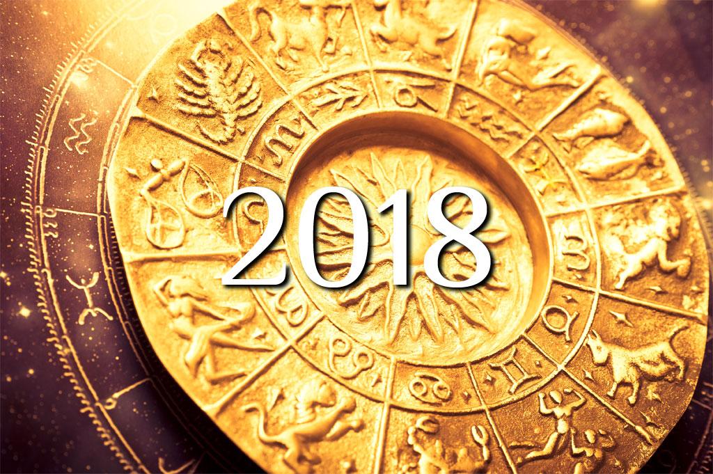 Oroscopo 2018: le previsioni astrali per l'anno nuovo (2018)